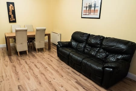 City Apartments Eyre Square Galway