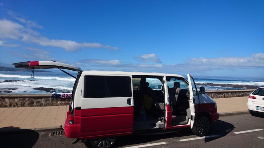 Vw T4 - Bulli-Multivan-Camping - Chayofa - Wóz Kempingowy/RV