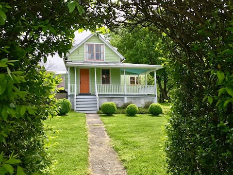 Carrot Top Cottage