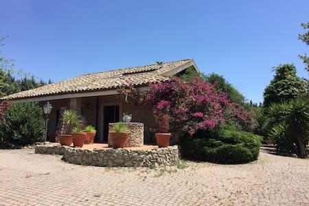 Chambres à louer en maison de campagne.Wi- Fi FREE - Caltanissetta