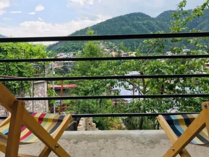 "Check in Borjomi ""Double Room with Balcony"""