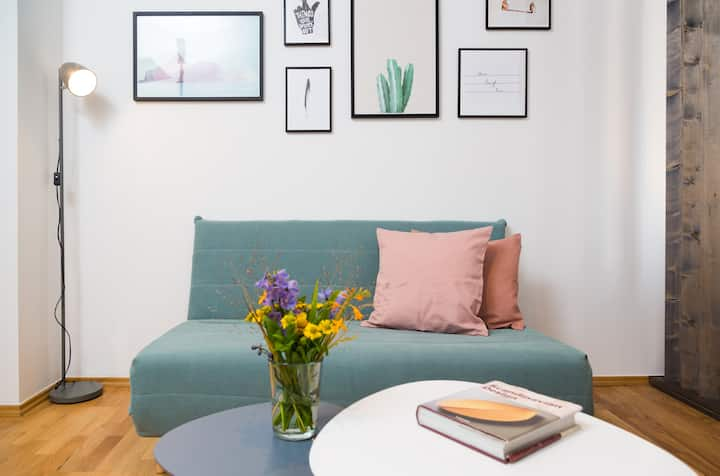 Interior Design Apartment in central Berlin