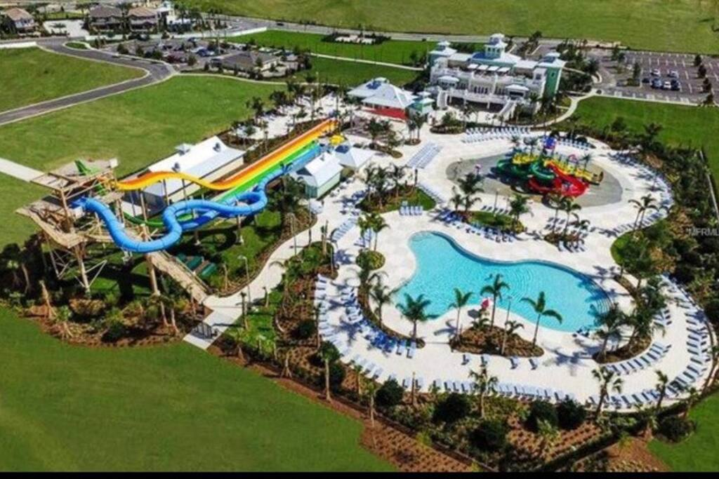 Water Park at the Clubhouse