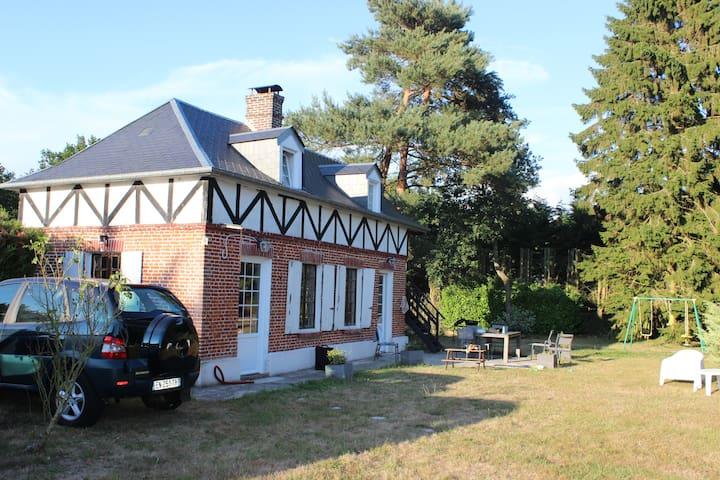 Gîte de la Grivelière - Brionne - Bec Hellouin
