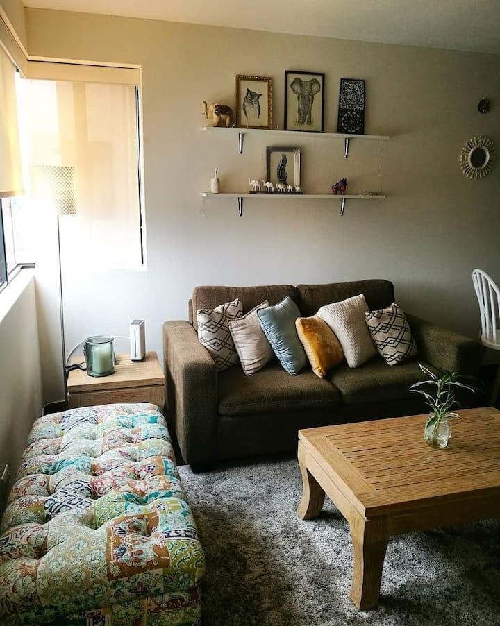 Studio-apartment in the heart of Miraflores!