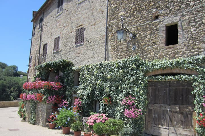 La Casa Cantabria - Historic Centre of Anghiari - Anghiari - Apartment