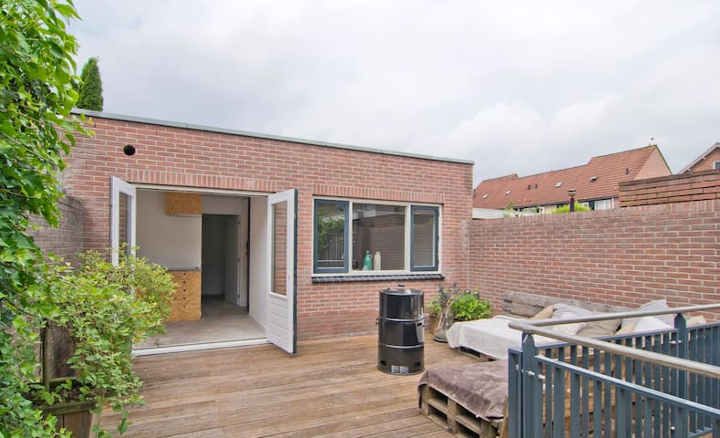 Rustig appartement Utrechtse Heuvelrug