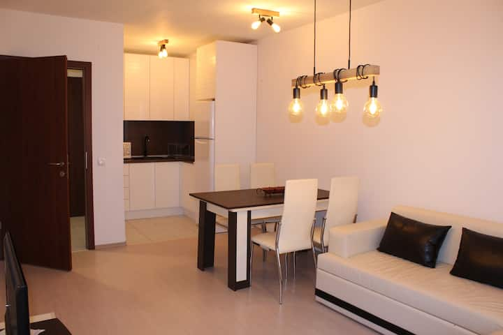 One Bedroom Apartment D27, Borovets Gardens