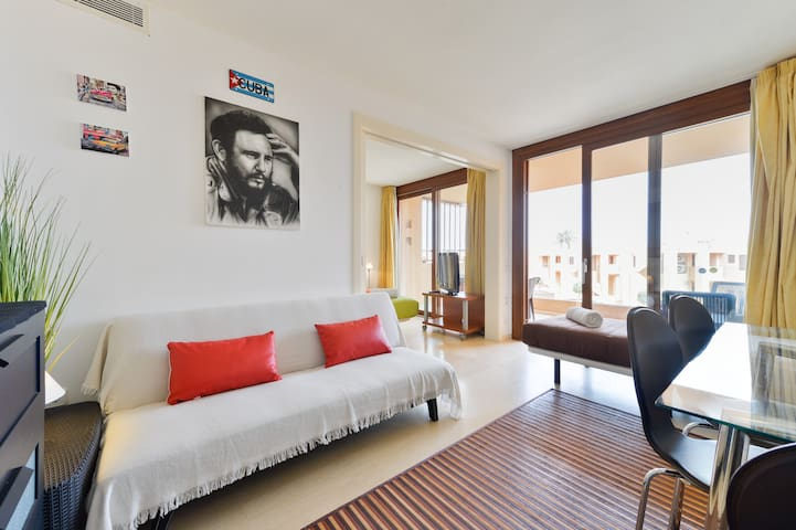 Playa den Bossa beach apartment  - Sant Josep de sa Talaia - Apartment