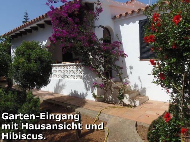 Villa Hibiscus Menorca