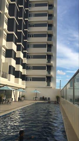 Studio unit condominium for Rent