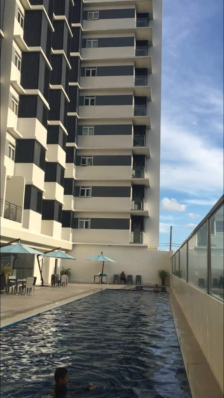 Studio unit condominium for Rent