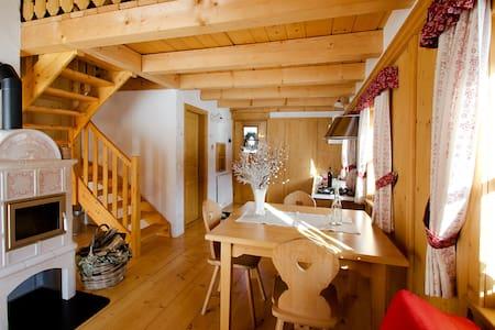 "Alpi Giulie Chalet Resort - Chalet ""Il Nido"""