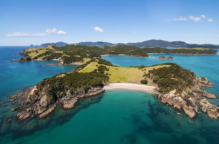 Resort accommodation - Bay of Islands