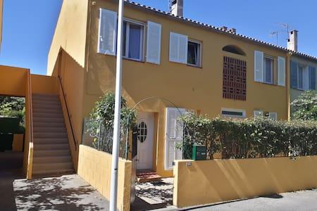 Appartement spacieux St Cyr sur Mer