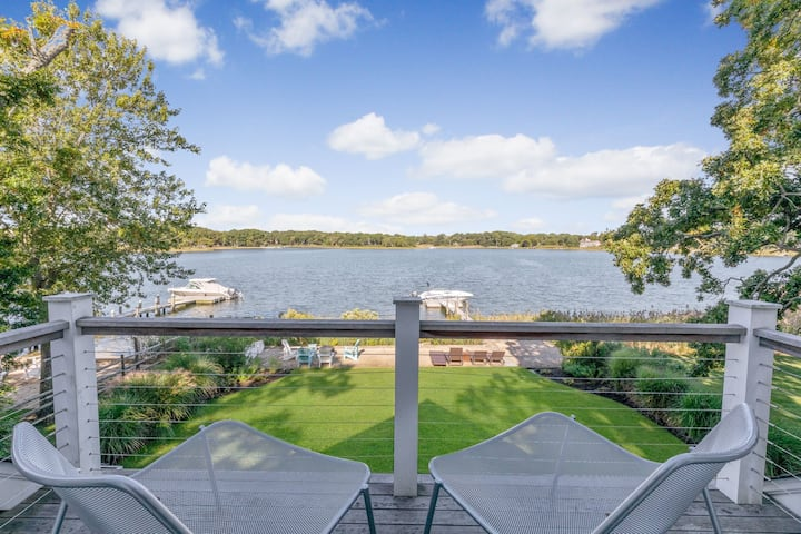 Waterfront North Fork/Southold Beach House