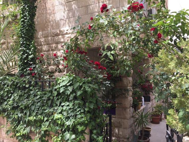 Cosy &spacious One &1/2 bedroom Apt - Amman  - Apartment