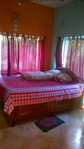 HOME STAY AT SERAMPORE, NEAR KOLKATA - Serampore - Casa