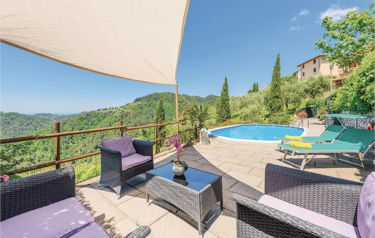 Semi-Detached with 2 bedrooms on 60m² in Valpromaro-Camaiore LU
