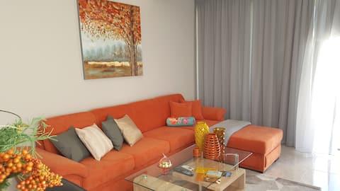 Danaos 6/201 Luxury 2 bedroom apartment near sea