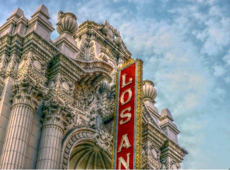 Historic Broadway