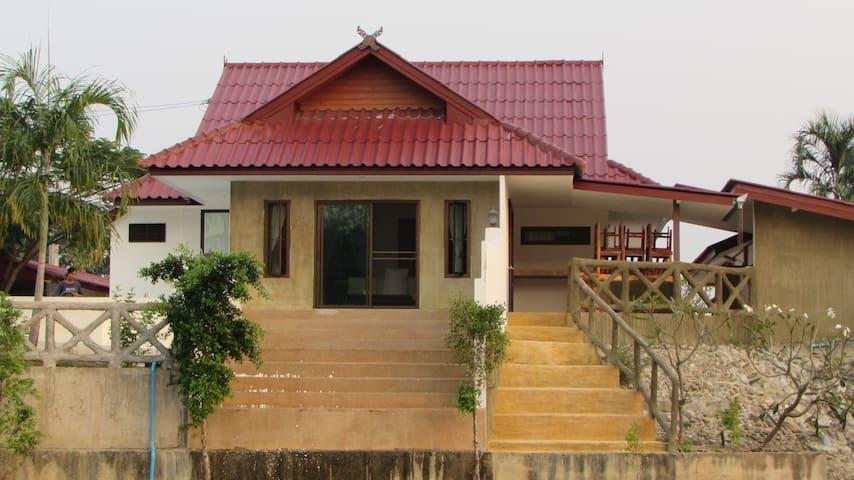 Ban Chai Nam - Nam Phrae - Tambon Nam Phrae - House