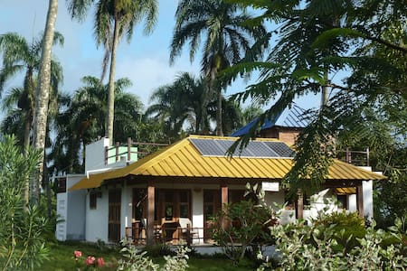 Naturist hideaway in the tropics all year round