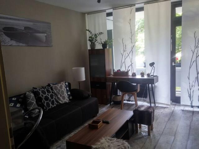 kleine, putzige Wohnung in Münchener Osten