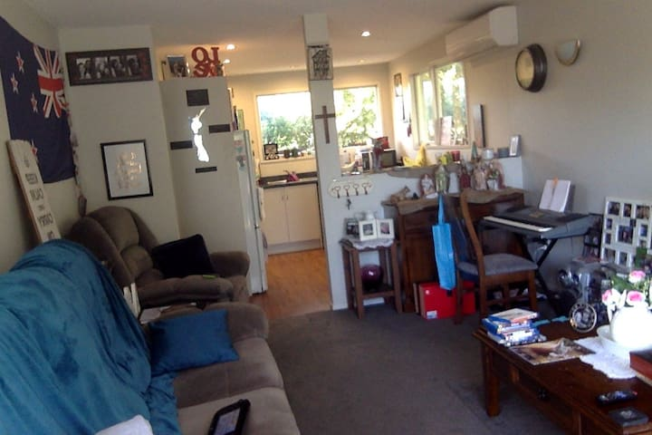Cosy Rural House - Rangiora - House