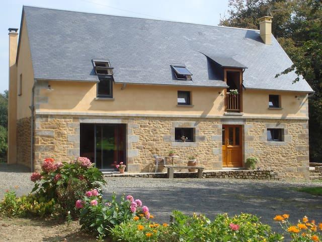 Domaine de Braffais - Gîte Germaine - Braffais - Huis