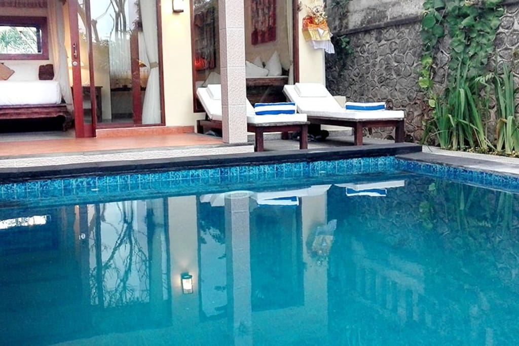 Welcome to Villa Ananda Sri.Villa Ananda Sri is a luxury villa with its own private pool and garden.