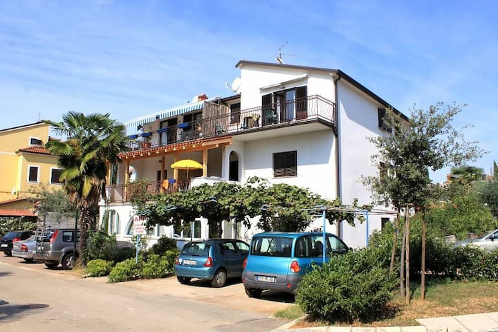 Two bedroom apartment with terrace Umag (A-2528-c) - Umag - Appartement