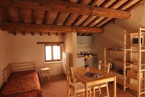 "An accommodation in ""Villa Ficana"""