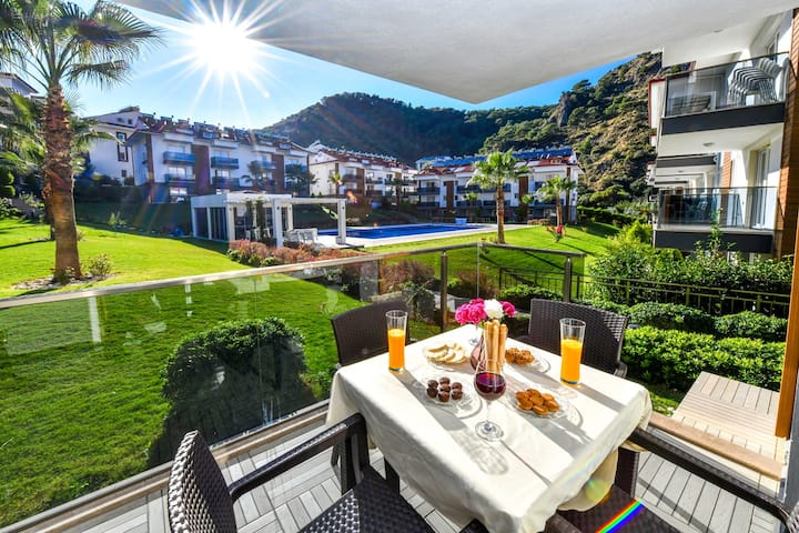 Likya Garden Residence - 2+1 Luxury Residence