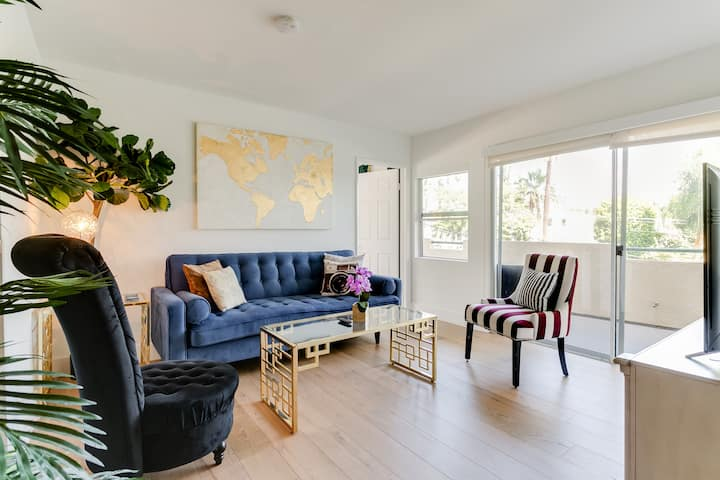 5-Star 3-Bedr. Glamorous West Hollywood Dream Apt!