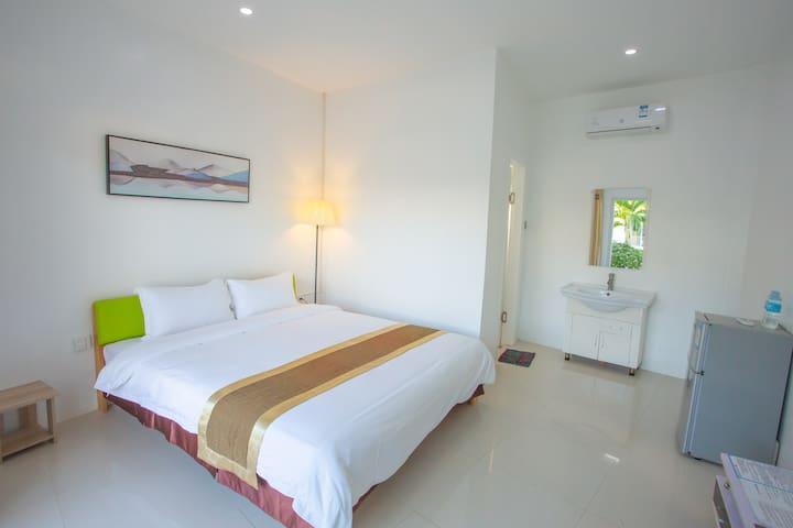 青芒果度假村-标准大床房