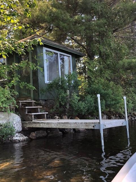 Healing Hollow Comfy Primitive Cabin 1 (Seasonal)