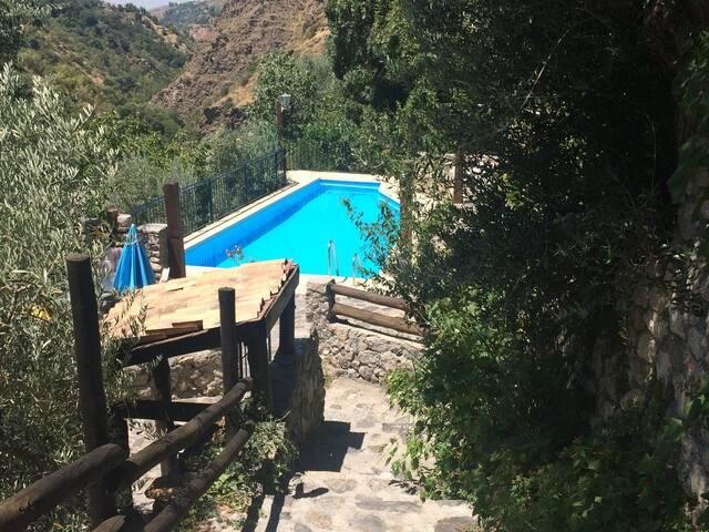 cortijo la solana ( casa nº 5 ) - Güejar Sierra