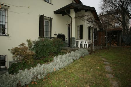 family house in Brianza, between Monza and Como. - Verano Brianza - Huis