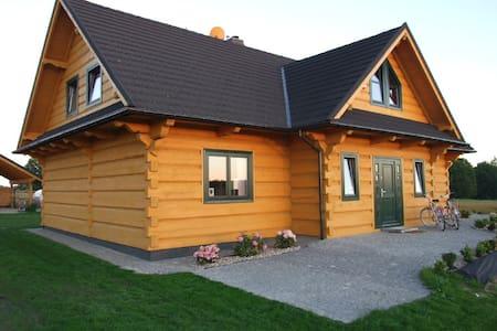 Villa Wolin MAXi - Kołczewo - Dům
