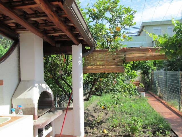 Casa vicino al mare con giardino - Patti - Apartment