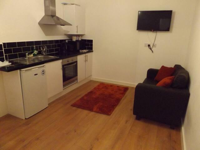 One Bedroom Apartment - Leeds - Huoneisto