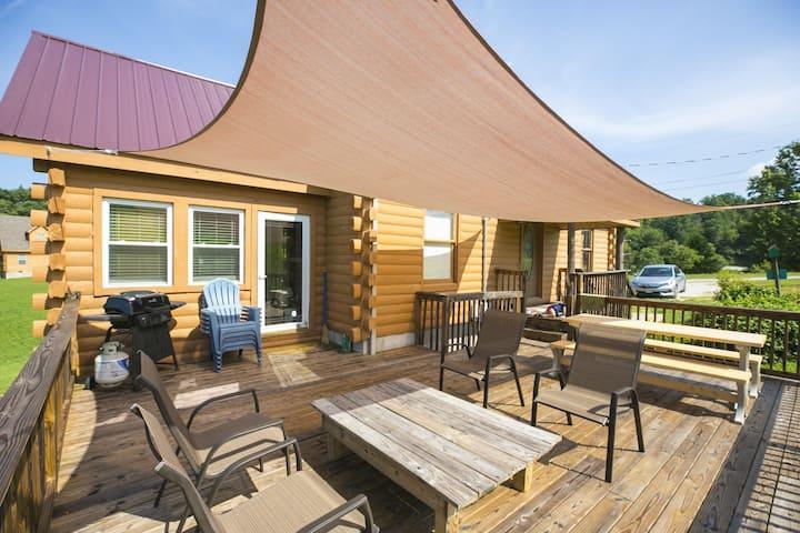 Woodpointe Log Cabin
