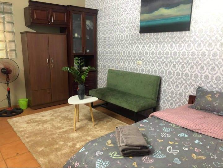Cheapest studio in ba dinh opposite vinmart