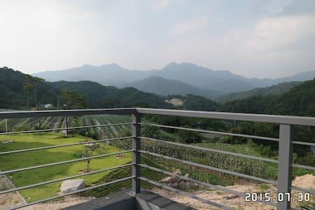 전망좋은 2층독채 - Hongcheon-gun - 別荘