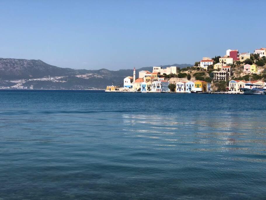 Kastellorizo Port