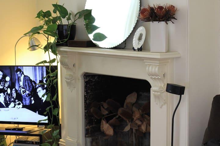 Chic, Bright & Airy St Kilda room! - St. Kilda - Hus