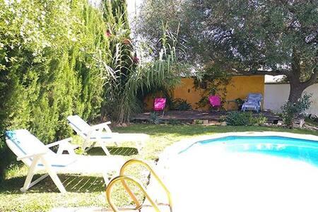 Cosy holiday home with pool - Casa Nikoleta