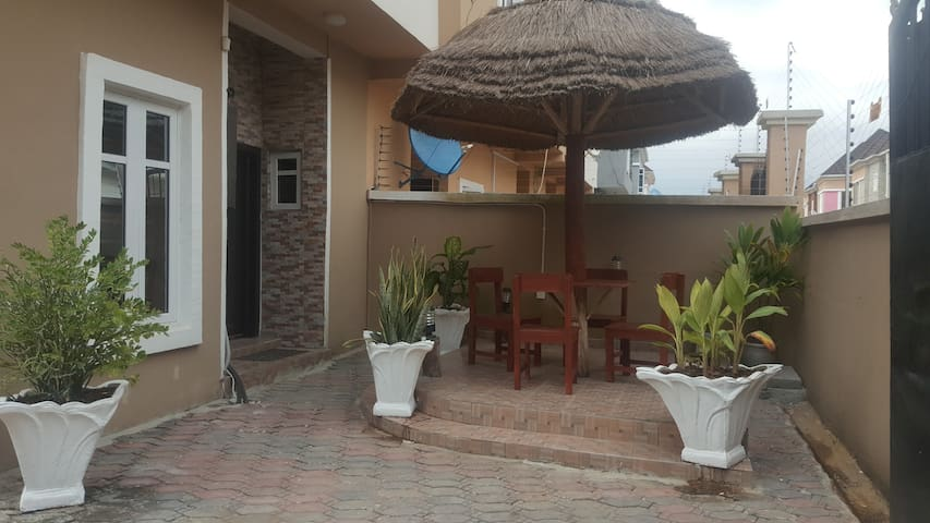 Feel at Home 4bedrooms duplex in lekki county home