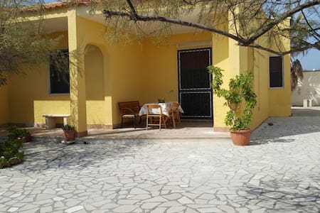 Salento Holiday Villa - Zona Canuta - 别墅